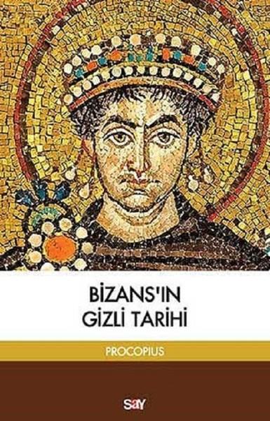 Bizans'ın Gizli Tarihi kitap kapağı, Procopius
