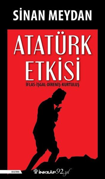 Atatürk Etkisi kitap kapağı, Sinan Meydan