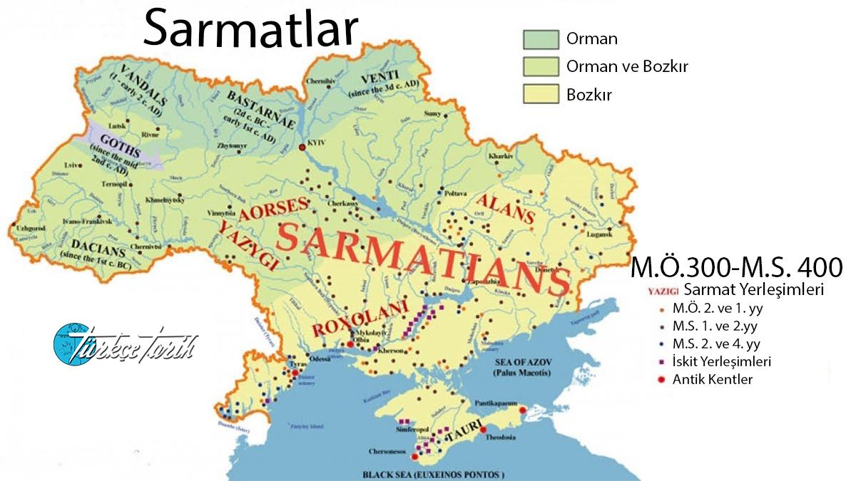 Harita Sarmatlar