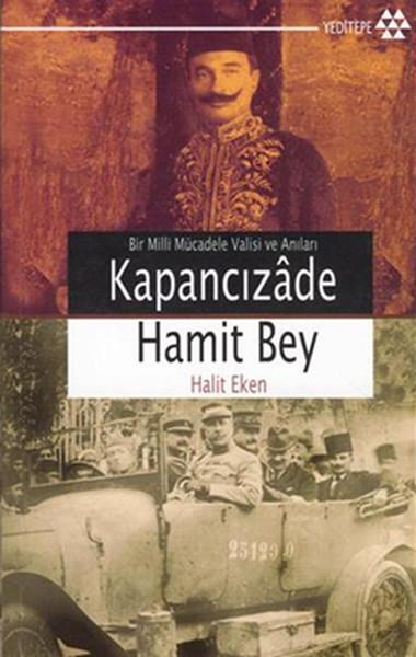 Kapancızade Hamit Bey kitap kapağı, Halit Eken