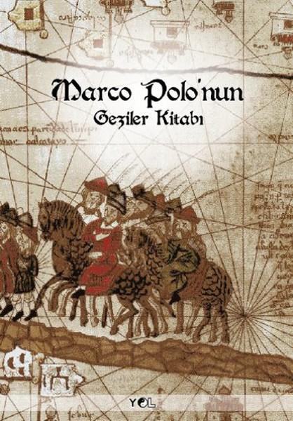 Marco Polo'nun Geziler Kitabı kitap kapağı, Marco Polo