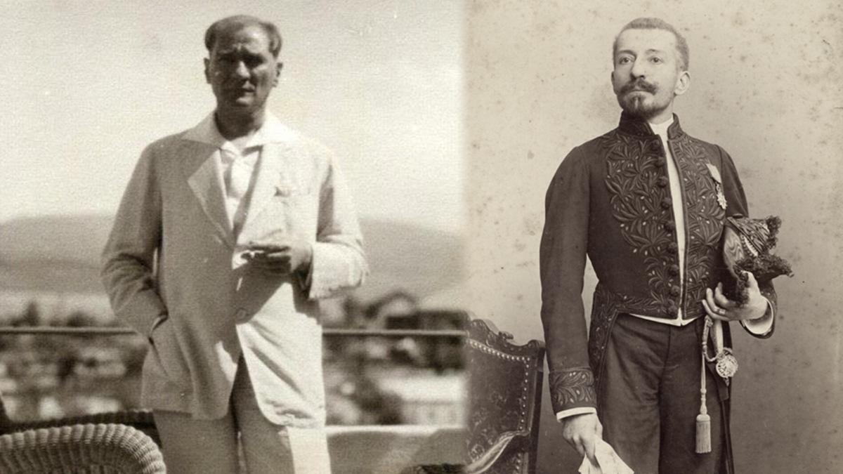 Atatürk Peirre Loti