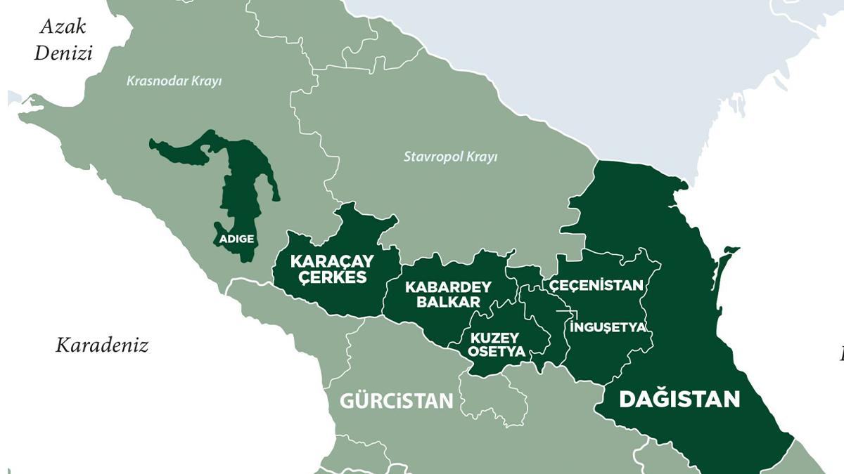 Kafkasya'da Türkler
