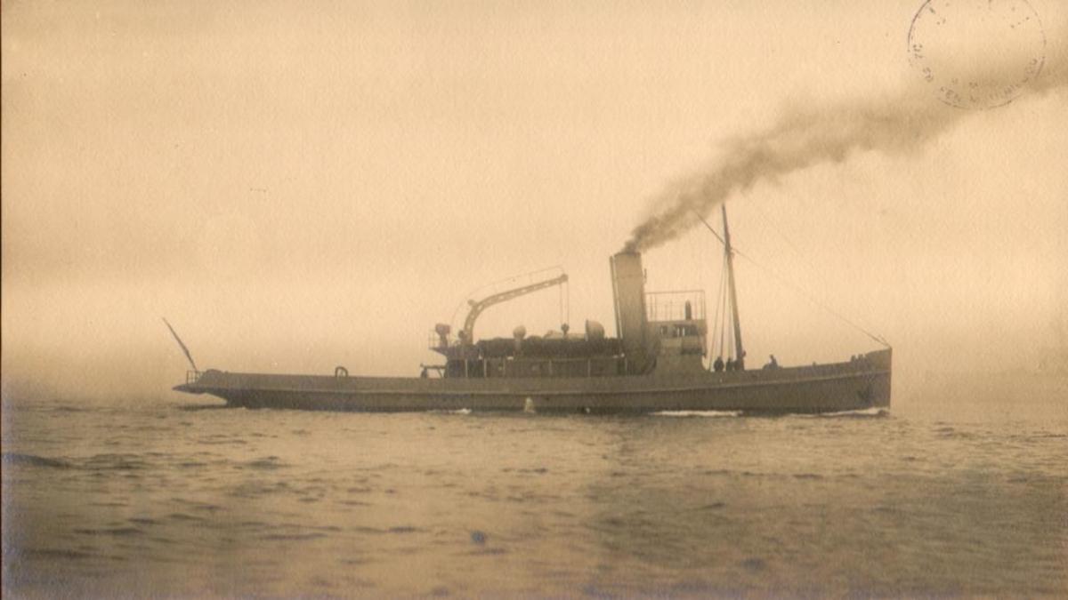 Nusrat'ın 1912 yılına ait bir fotoğrafı -  Kaynak: Wikimedia Commons'tan Özgür medya deposu