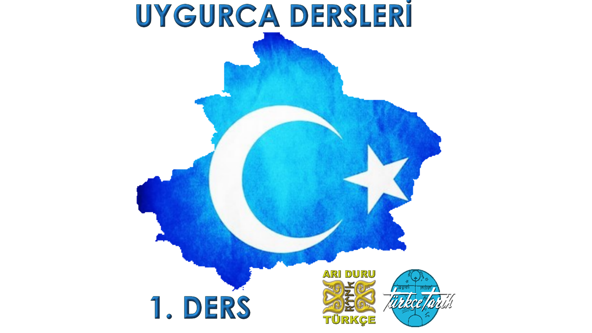 Uygur Türkçesi Öğreniyorum 1