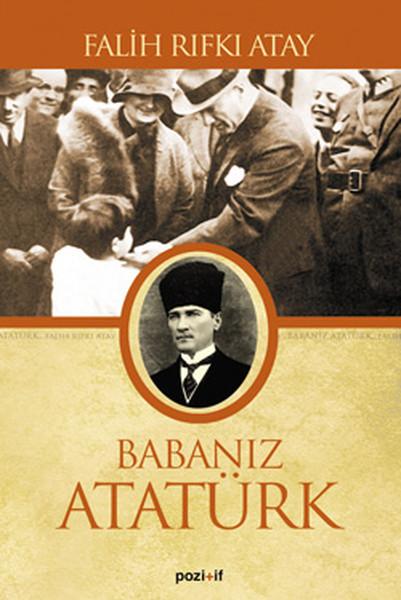 Babanız Atatürk kitap kapağı, Falih Rıfkı Atay