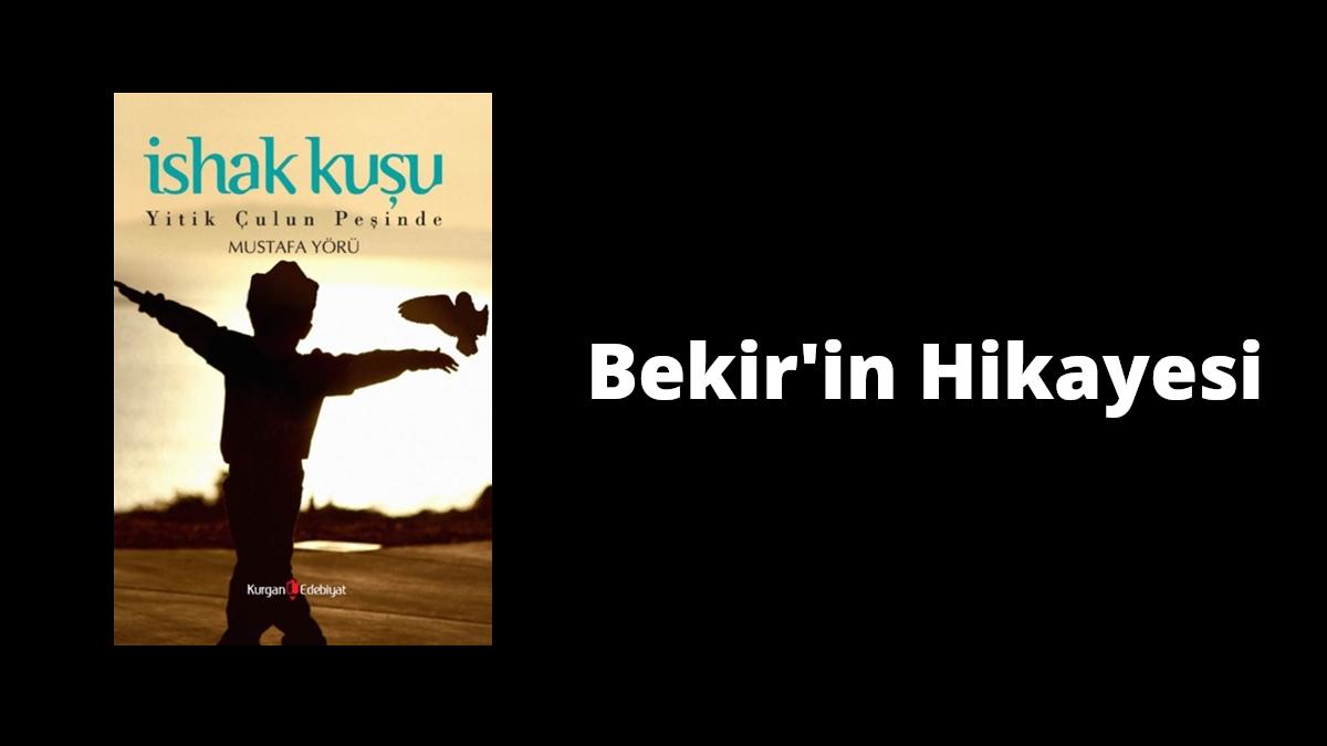 İshak Kuşu - Yitik Çulun Peşinde  kitap kapağı Mustafa Yörü - Kurgan Edebiyat