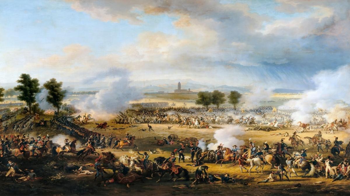 Marengo Savaşı -  Kaynak: Wikimedia Commons'tan Özgür medya deposu