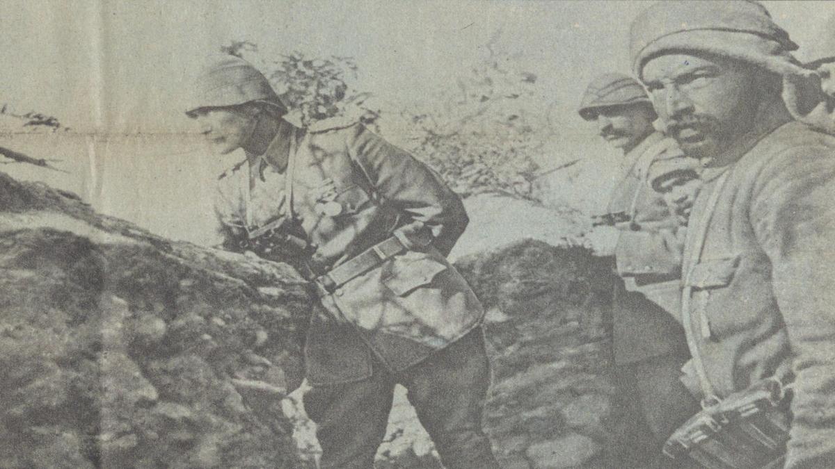 Resimlerle Atatürk Taha Toros Arşivi, Dosya Adı: 1939-2000 Atatürk'ü Anma Törenleri Kaynak: İstanbul Şehir Üniversitesi Arşivi