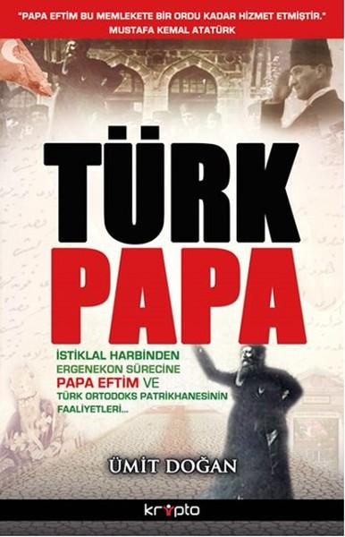 Türk Papa kitap kapağı, Ümit Doğan
