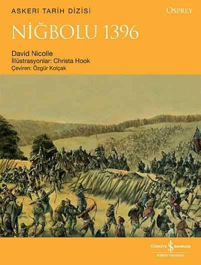 Niğbolu 1396 kitap kapağı, David Nicolle