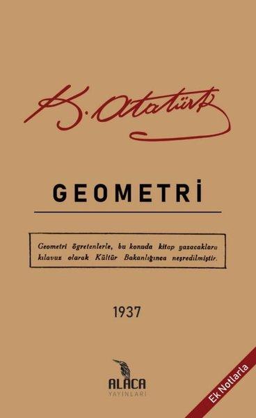 Geometri kitap kapağı, Mustafa Kemal Atatürk