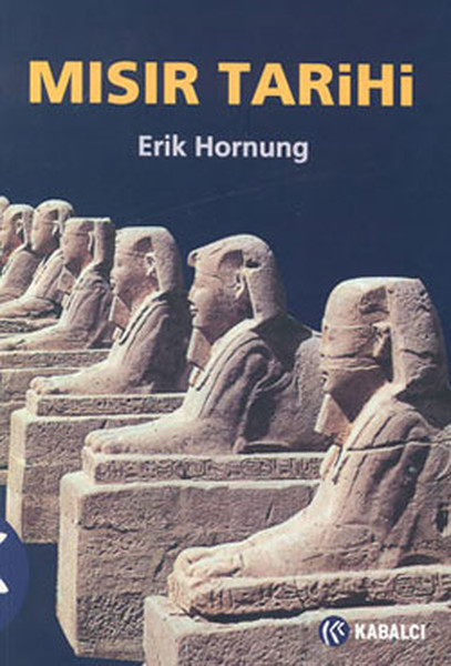 Mısır Tarihi kitap kapağı, Kabalcı Yayınevi