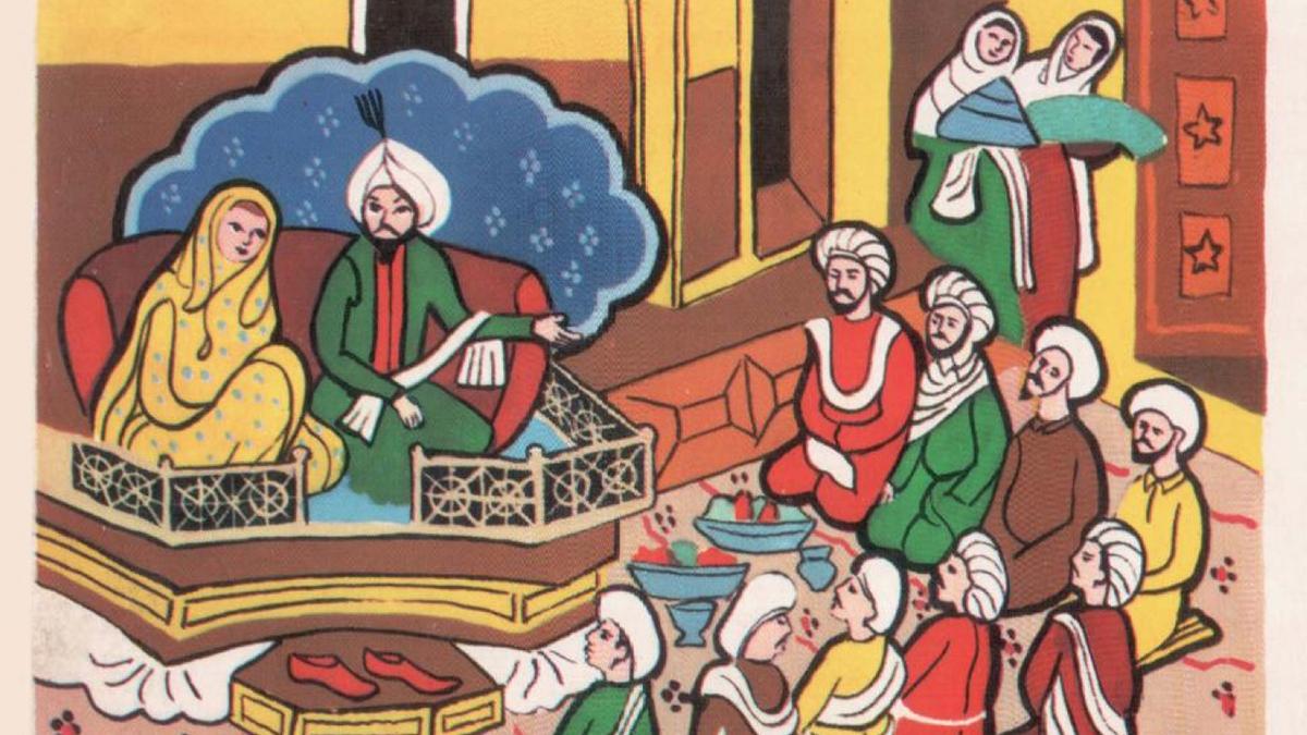 Şecere-i Terakime - Türklerin Soy Kütüğü kitap kapağı, Ebülgazi Bahadır Han