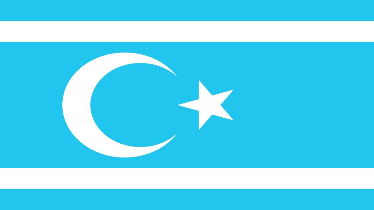 Irak Türkmen bayrağı