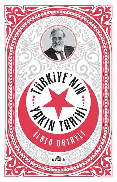 Türkiye'nin Yakın Tarihi kitap kapağı, İlber Ortaylı