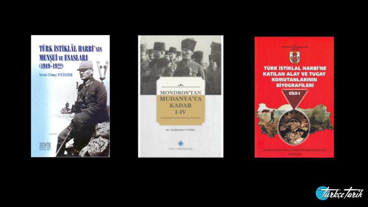 Milli Mücadele: Askeri Muhteviyata Haiz Kitap ve Tezler Üzerine Bazı Notlar
