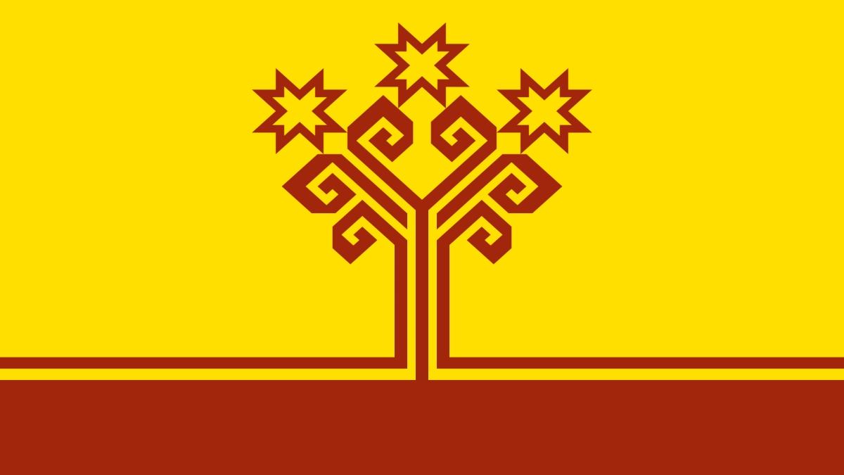 Çuvaşistan Bayrağı