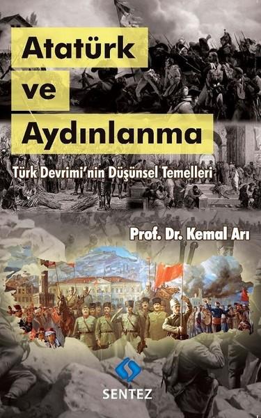 Atatürk ve Aydınlanma kitap kapağı, Kemal Arı