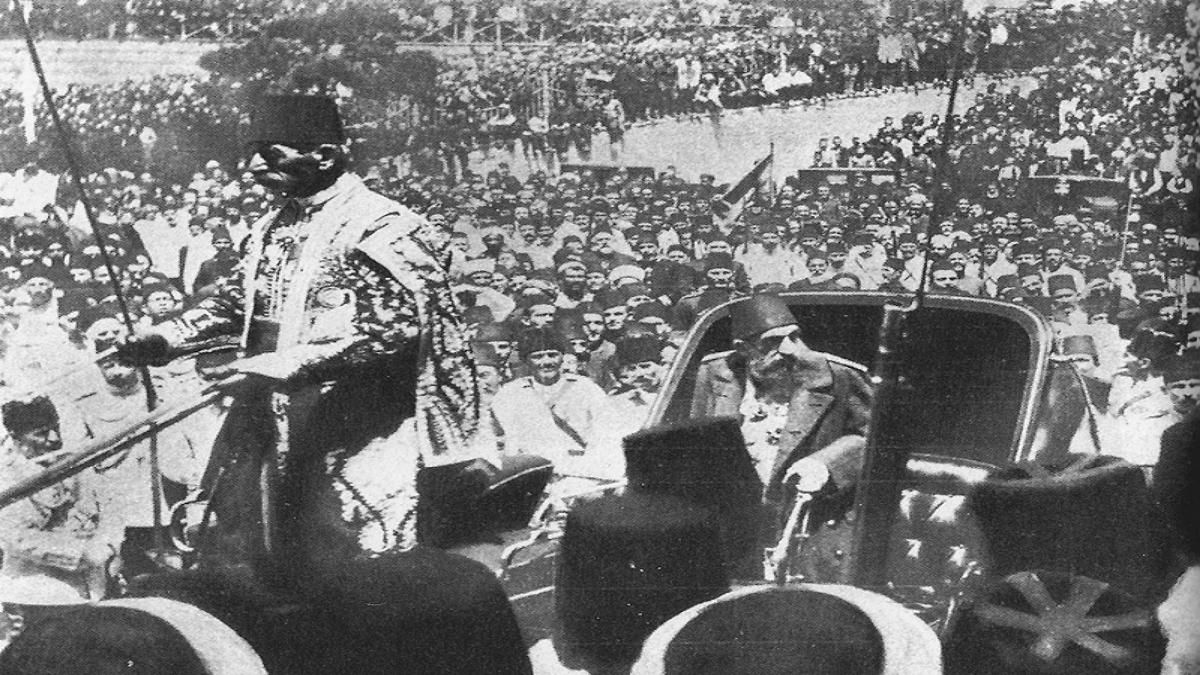 II. Abdülhamid (1908) Kaynak: Wikimedia Commons'tan Özgür medya deposu
