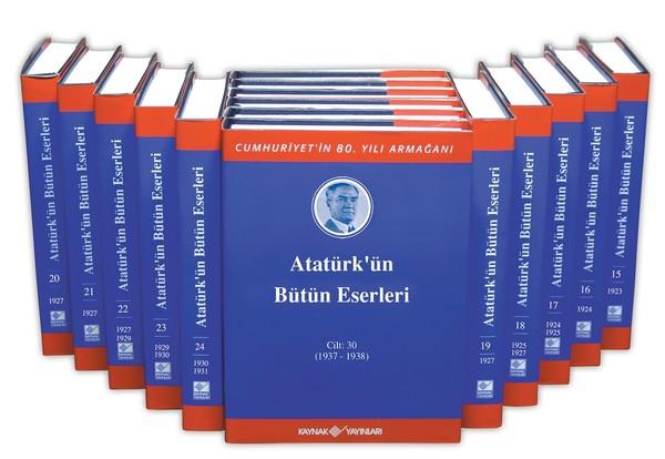 Atatürkün Bütün Eserleri Tüm Set