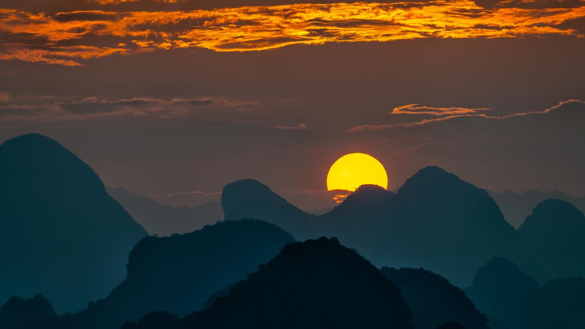 Güneş. Kaynak: Envato fotoğraf arşivi