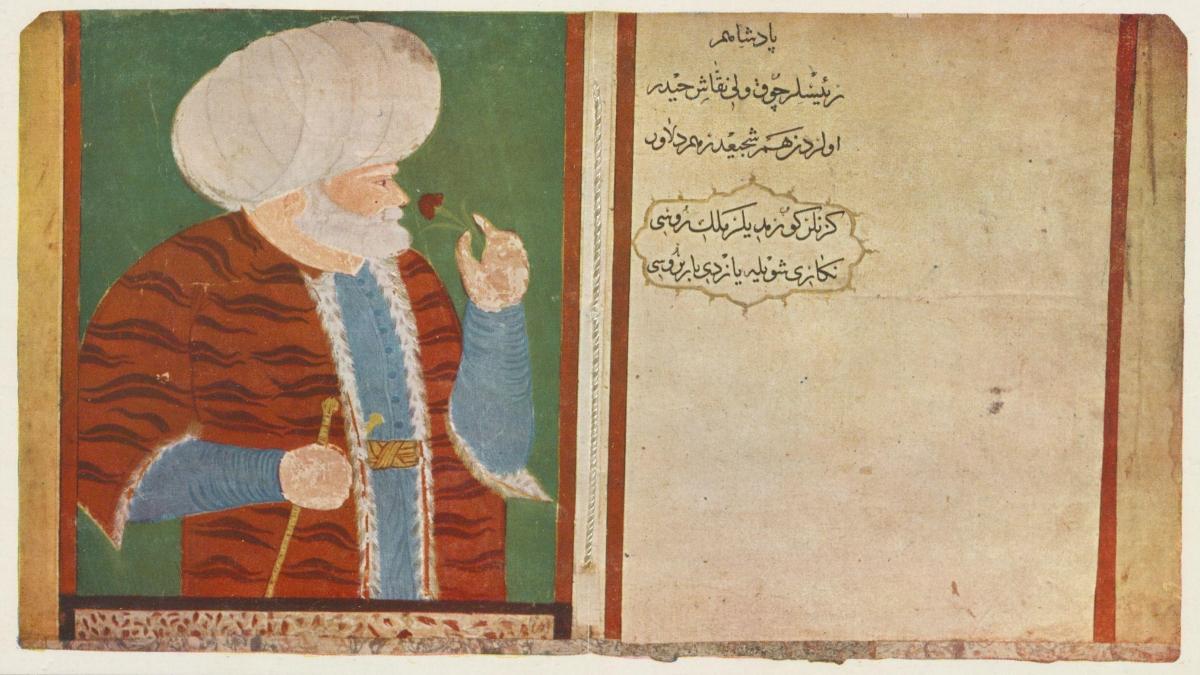 16. asrın Büyük Türk Amirali Barbaros Hayreddin Paşa Kurtoğlu, Fevzi. Kaynak: İstanbul Şehir Üniversitesi Arşivi