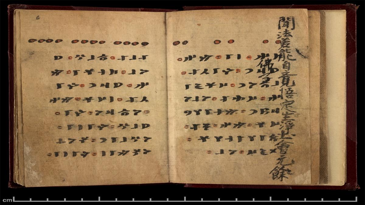 Irk Bitig Fal Kitabı